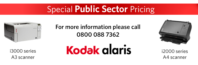 Kodak public sector special pricing available