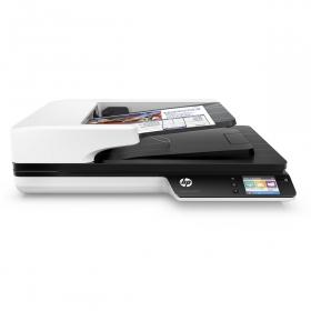 Hp Scanjet 4500 Fn1 Document Scanner
